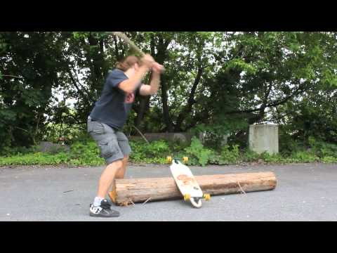RestlessBoards - The BigBoy: What does it take to break it?