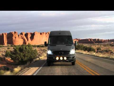 Mercedes Sprinter Van Utah and Colorado Adventure