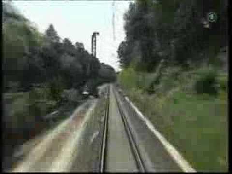 Highspeed von Saalfeld nach Nürnberg in 10 Minuten