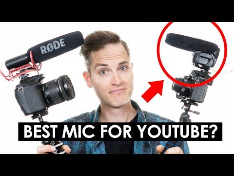 Best Microphone for YouTube Videos? (Review and Tutorial)