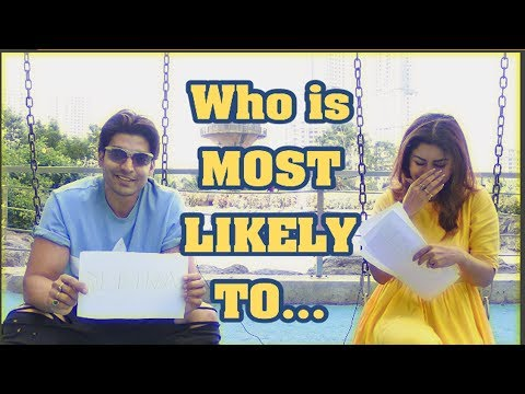 Debina & Gurmeet Play Who Is Most Likely To | Debina Decodes | Couple Capers Ep 01
