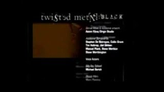 Twisted Metal Black End Credits