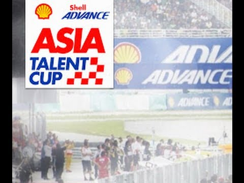 Shell Advance Asia Talent Cup - Qatar Race