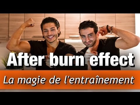 after burn effect The afterburn effect is when your body keeps burning energy (fat in particular) after you finish exercise while some types of exercise burn mainly carbohy.