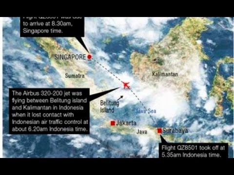Crazy! Missing AirAsia Flight Was Predicted, Warned About Two Weeks Ago!