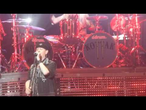 Scorpions - Still Loving You @ Staples Center, Los Angeles, CA, 6-22-2012