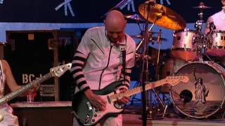 Smashing Pumpkins - Tarantula (Late Show with David Letterman 2007)
