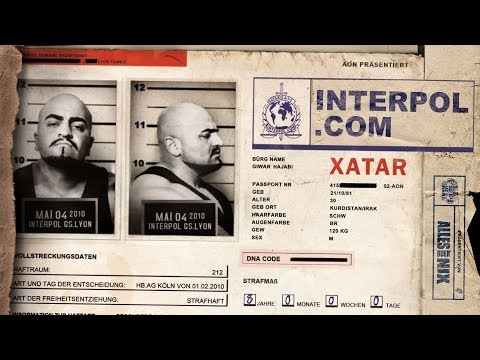 XATAR - INTERPOL.COM (Official Video HD) (Produziert von MAESTRO) Music Videos