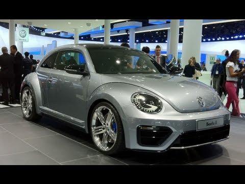 2011 Frankfurt: 2012 Volkswagen Beetle R