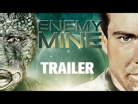 ENEMY MINE Original Theatrical Trailer