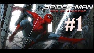 Spiderman Web of Shadows - Bölüm 1 - Başlıyoruz [Türkçe]
