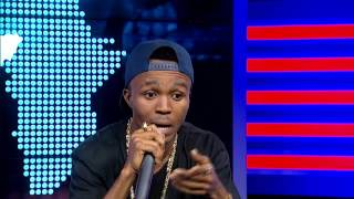 Humblesmith 'Osinachi' Live Performance On 'Africa Sport On' (SuperSport Live Show)