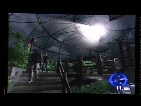 Lets Play Resident Evil: Outbreak File #2 Part 2