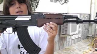 Coleccion de armas de airsoft