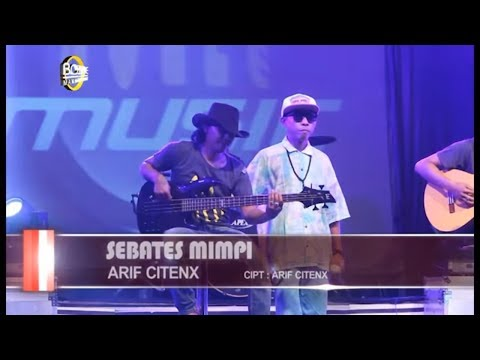SEBATES MIMPI - ARIF CITENX [ OFFICIAL MUSIC VIDEO ]