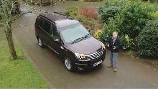 SsangYong Turismo Test Drive