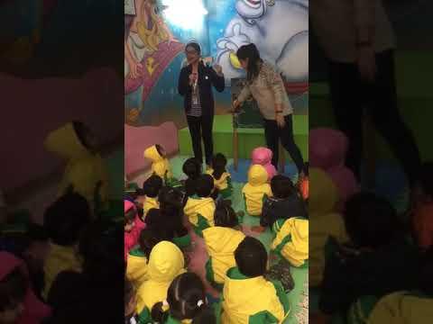 Show & Tell |Kindergarten|