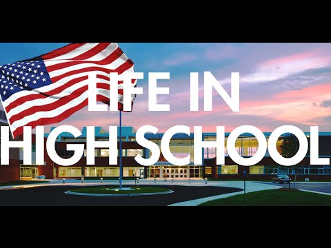 LIFE IN HIGH SCHOOL // USA EXCHANGE 2016
