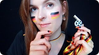 ASMR Trying to Speak YOUR Language for the WORLD CUP ⚽ (Blue Yeti/White Noise)