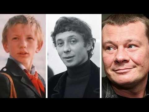 Российские актеры, которые не дожили до 40 лет