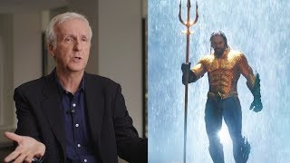 James Cameron explains why he could never direct James Wan's 'Aquaman'