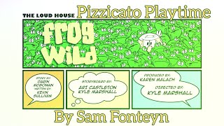 The Loud House Pizzicato Playtime by Sam Fonteyn