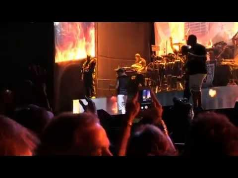 Eminem @ Lollapalooza 2014- **Last Hour of Show Uncut** 720p HD 8-1-14