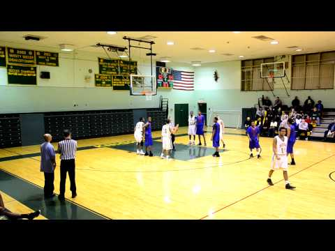7 | Holy Cross High School ( Queens ) Vs Bayside High School ( Queens )