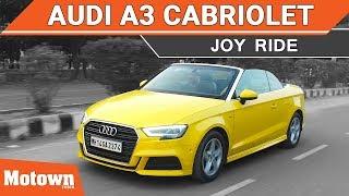 Audi A3 Cabriolet fun drive   UPSC Chaatwaala & Khan Chacha   Motown India