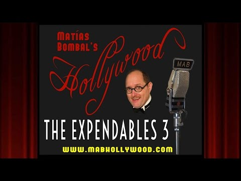 The Expendables 3 - Review - Matías Bombal's Hollywood