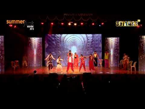 Sita's Swayamvar - Shiamak Summer Funk 2013 - Mumbai video