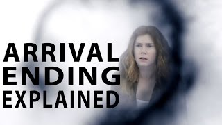 Arrival Ending Explained Breakdown And Review - What