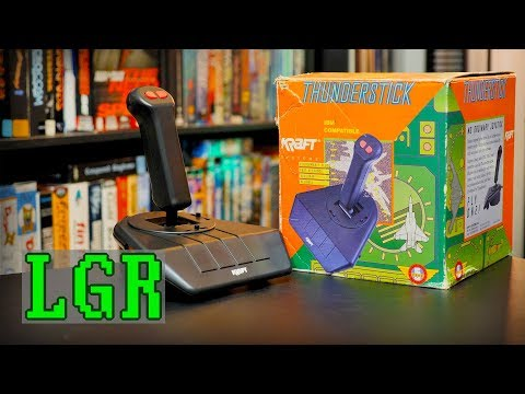 LGR - Revisiting My First Joystick!