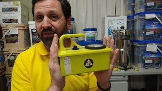 Radiological Survey Meters and Geiger Counters