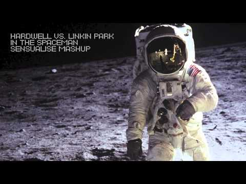 Hardwell vs. Linkin Park - In The Spaceman (Sensualise Mashup)