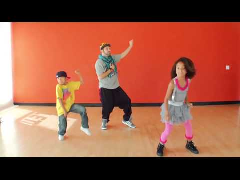 Learn A Great New Dance For And With Your Kids