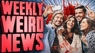 Millennials Are KILLERS? - Weekly Weird News