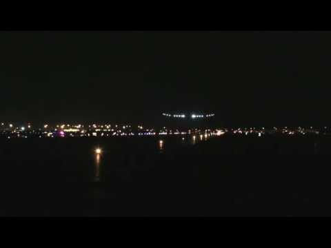 SolarImpulse Lands at Dallas/Fort Worth International Airport