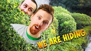Hiding in The Closet with Seananners - CS:GO Hide & Seek Funny Video Game Moments