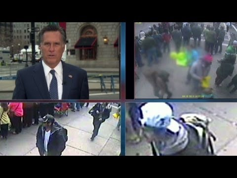 Romney 'impressed' with Obama's words on Boston Marathon attack