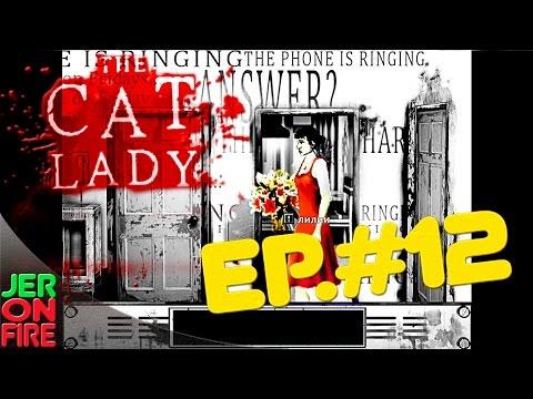 TheCatLady (#12) - знакомство с соседями