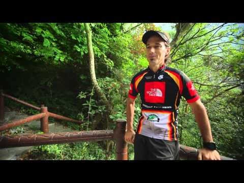 Hong Kong Trailwalker 2012:  The North Face Team