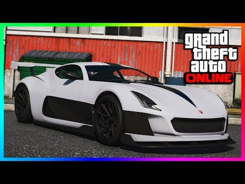 GTA 5 ONLINE NEW DLC VEHICLE RELEASED SPENDING SPREE - COIL CYCLONE SUPER CAR. NEW CONTENT & MORE!