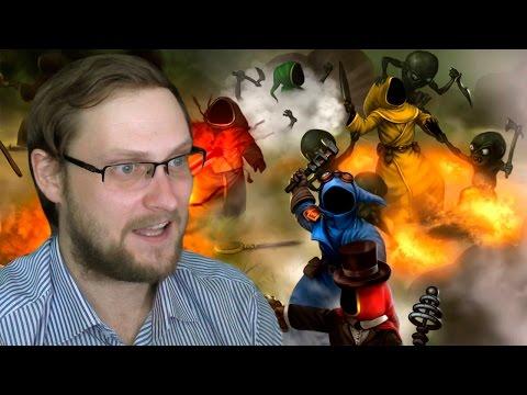 Скачать Elfins: Magic Heroes 2 на Андроид
