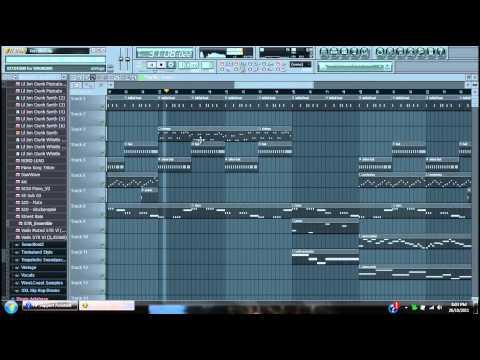 DamnBoy Beats - Teri Meri Prem Kahani (Bodyguard - Song Instrumental...