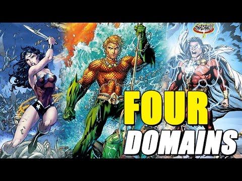 Warner Bros. Registers Domain Names For DC Comics Movies