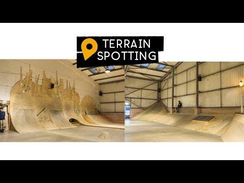 UK Indoor Skatepark: Spot Check 2 - Spit & Sawdust, Cardiff