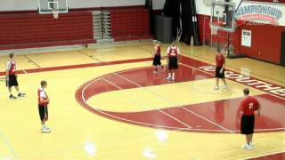 4-Out 1-In Attack and React Motion Offense