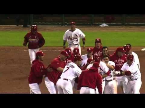 2011 World Series Champion St. Louis Cardinals Season Highlight Reel (Dark Horses)
