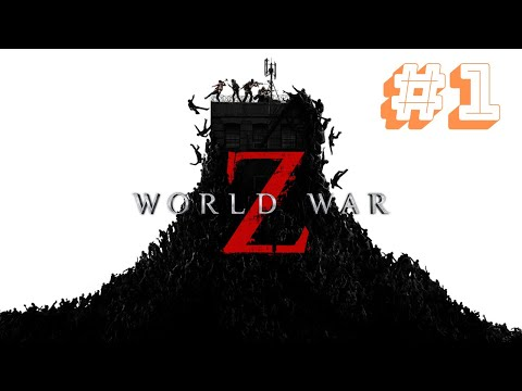 WORLD WAR Z // Découverte REMAKE DU FILM ? FR
